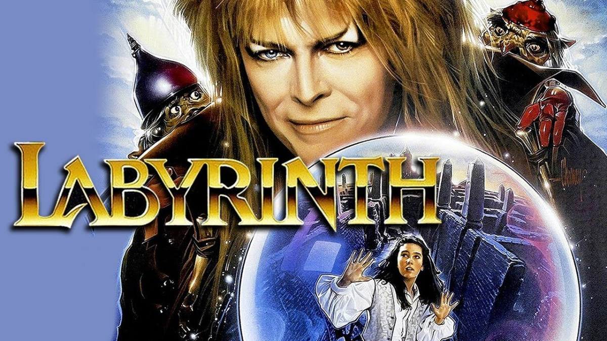 [Culture de l'Imaginaire] Labyrinthe de Jim Henson