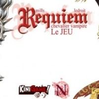 Requiem le Chevalier Vampire - le jeu est sur KickStarter