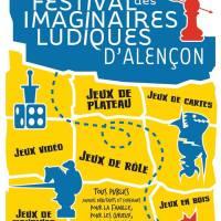 Festival des Imaginaires Ludiques à Alençon