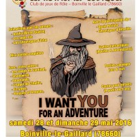 Convention de Jeu de Rôle : Aventures en Campagne(s) II