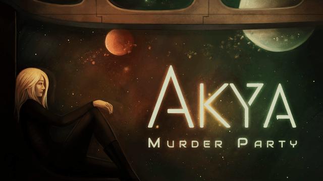 [Ulule] Akya, scénario de Murder Party en recherche de financement