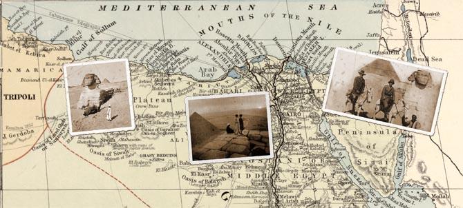 L'Egypte, ce continent d'aventures