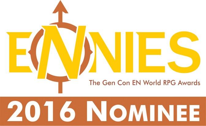 ENnies Award 2016 - et les gagnants sont...