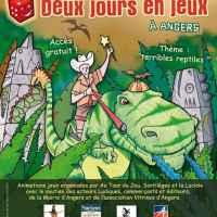 DEUX JOURS EN JEUX à Angers