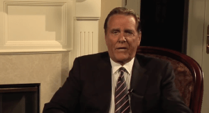 Game Show Host Chuck Woolery Solves the Budget Problem