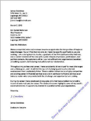 Business Format Letter scrumps