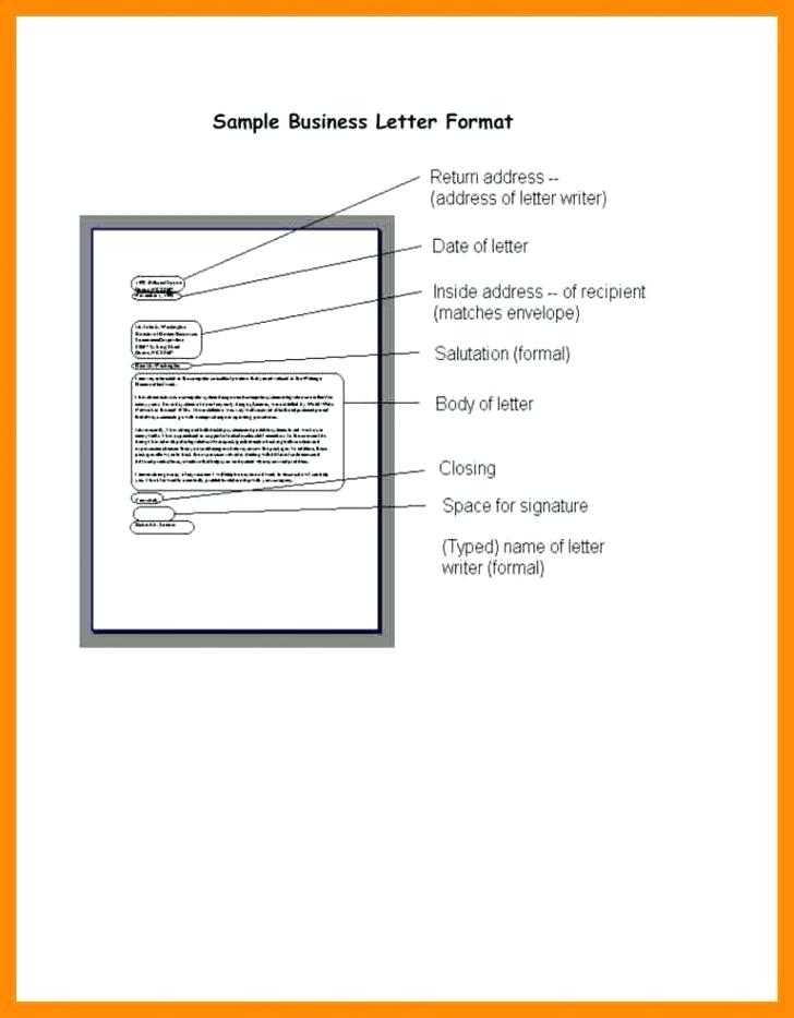 Correct Way To Write A Letter scrumps