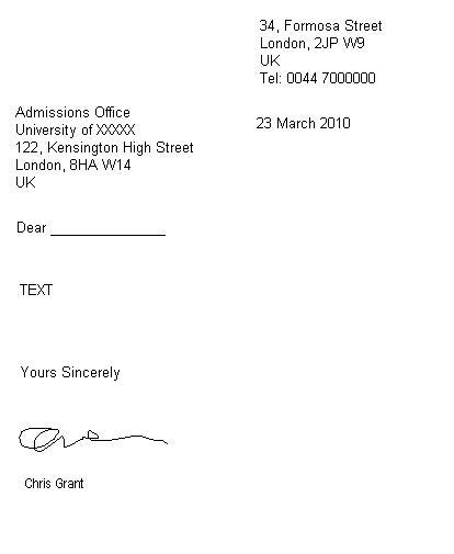 How To Address An Official Letter scrumps