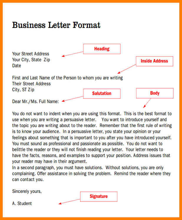cover letter without salutation
