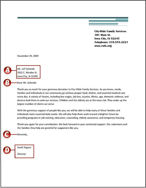 Cover Letter Salutation Greetings - Examples of Cover Letter Greetings
