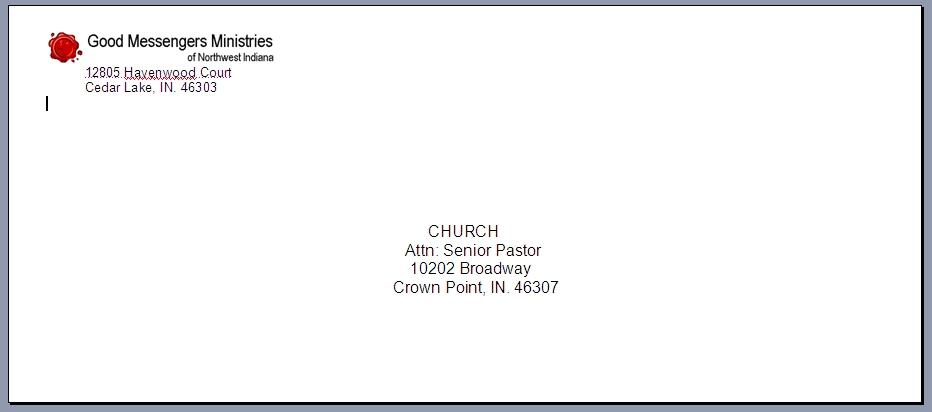 Sending A Letter Format scrumps