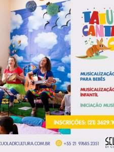 Musicalização Infantil !!