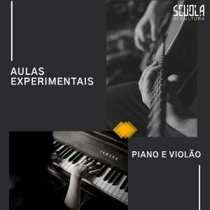 Aulas de Piano&Violão