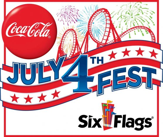 SCVNews Six Flags to Celebrate 4th of July with Five-Day All