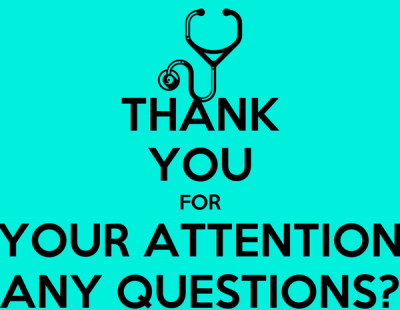 THANK YOU FOR YOUR ATTENTION ANY QUESTIONS? Poster | natellaapfel | Keep Calm-o-Matic