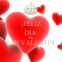 Feliz Día De San Valentin Poster Victoriacaro94 Keep