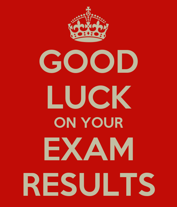 Hindi Attitude Quotes Wallpaper Good Luck On Your Exam Results Poster Cokedragon70