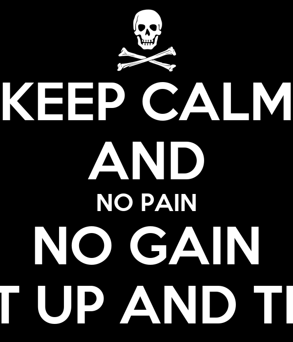 Wallpaper Think Different Quotes Keep Calm And No Pain No Gain Shut Up And Train Poster