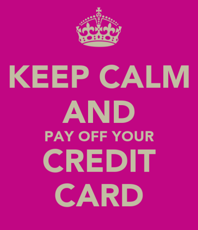 KEEP CALM AND PAY OFF YOUR CREDIT CARD - KEEP CALM AND CARRY ON Image Generator