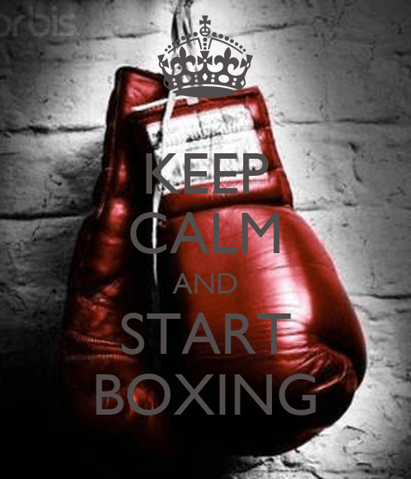 3d Kickboxing Wallpaper Keep Calm And Start Boxing Poster M Keep Calm O Matic