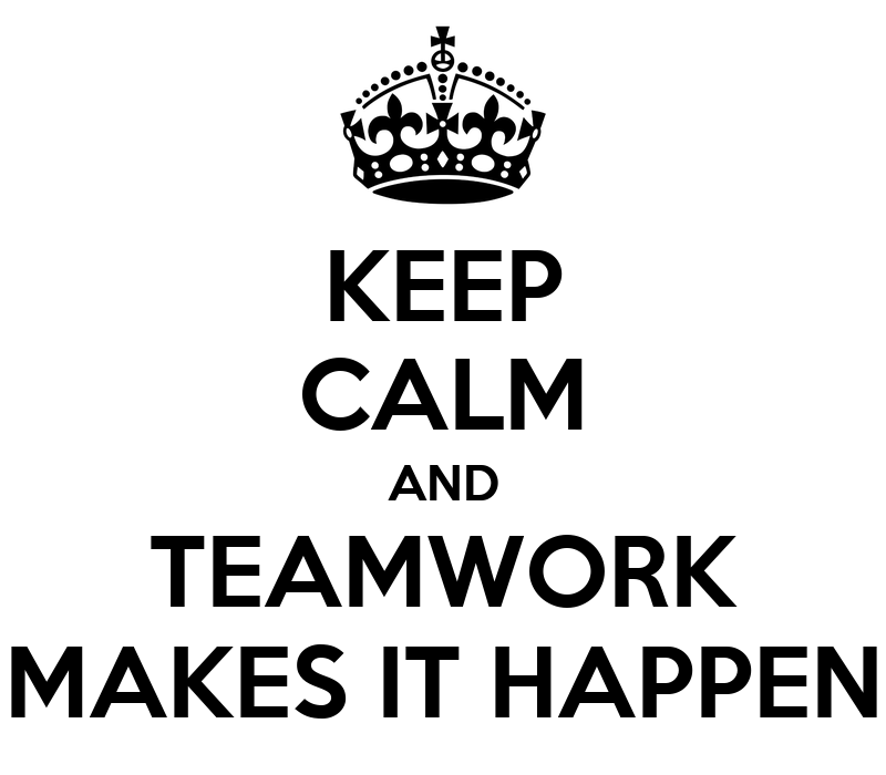 Inspirational Quote Wallpaper Generator Keep Calm And Teamwork Makes It Happen Keep Calm And