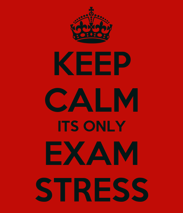 Never Lose Hope Quotes Wallpaper Keep Calm Its Only Exam Stress Poster Pop Keep Calm O