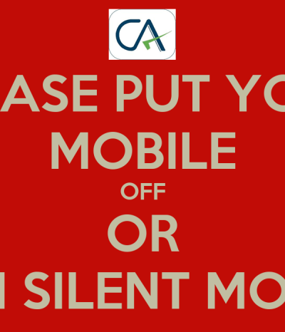PLEASE PUT YOUR MOBILE OFF OR ON SILENT MODE Poster   PRAVEEN   Keep Calm-o-Matic