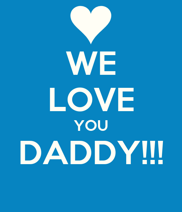 Cute Baby With Teddy Bear Wallpapers We Love You Daddy Poster Stephy