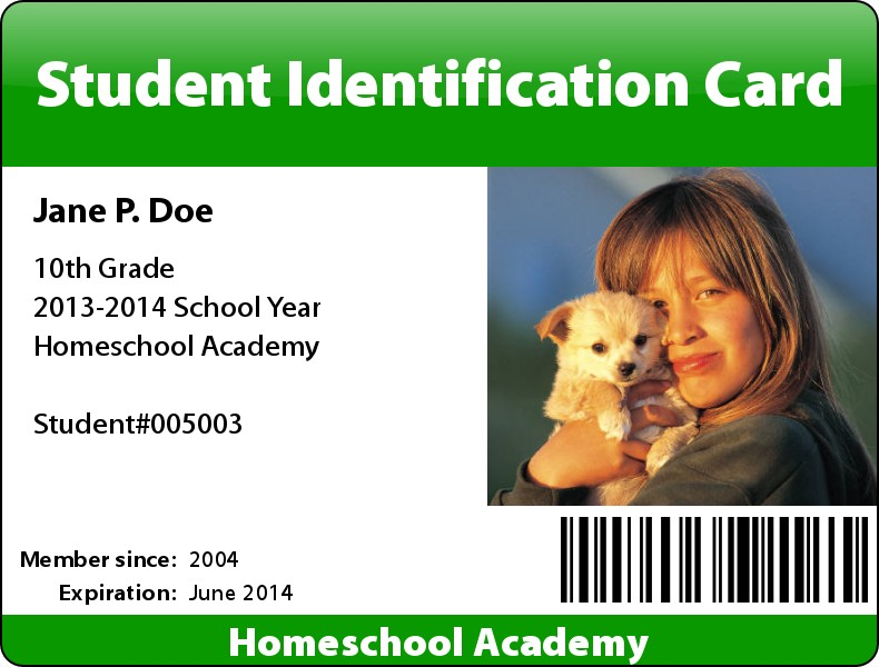 Teacher/Student ID Card Maker- Easy and Free! \u2013 The Adventist Home
