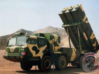 الصواريخ الصينية WS-2