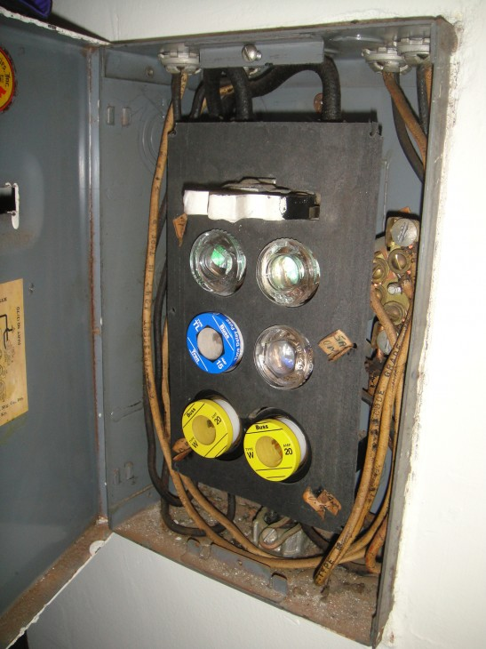 Home Built Fuse Box - Wiring Diagram Online