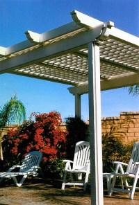 Pergolas and Patio Covers San Diego CA - Landscape Design ...