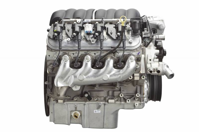Free Shipping on LS3 Crate Engine with 525HP  486FT-LBS of Torque