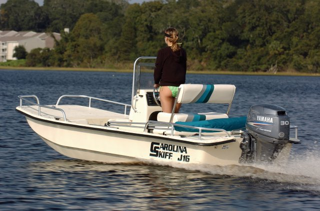 New 2012 Carolina Skiff J 16 CC For Sale