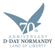 70th Anniversary - D-Day Logo