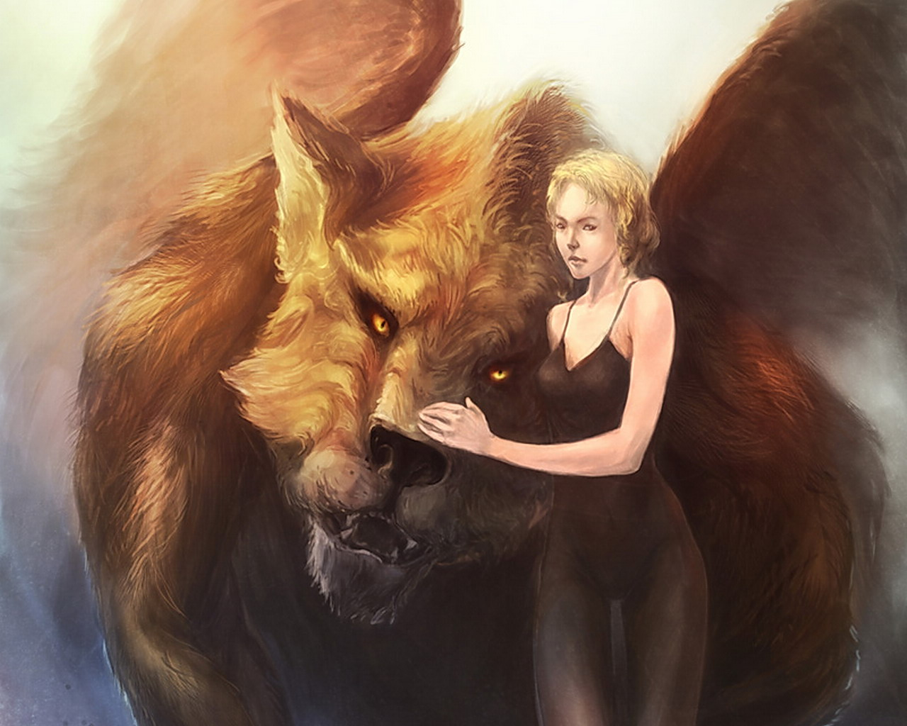 Creature Girl Wallpaper Pacificreview An Annual Review Of Prose Poetry And