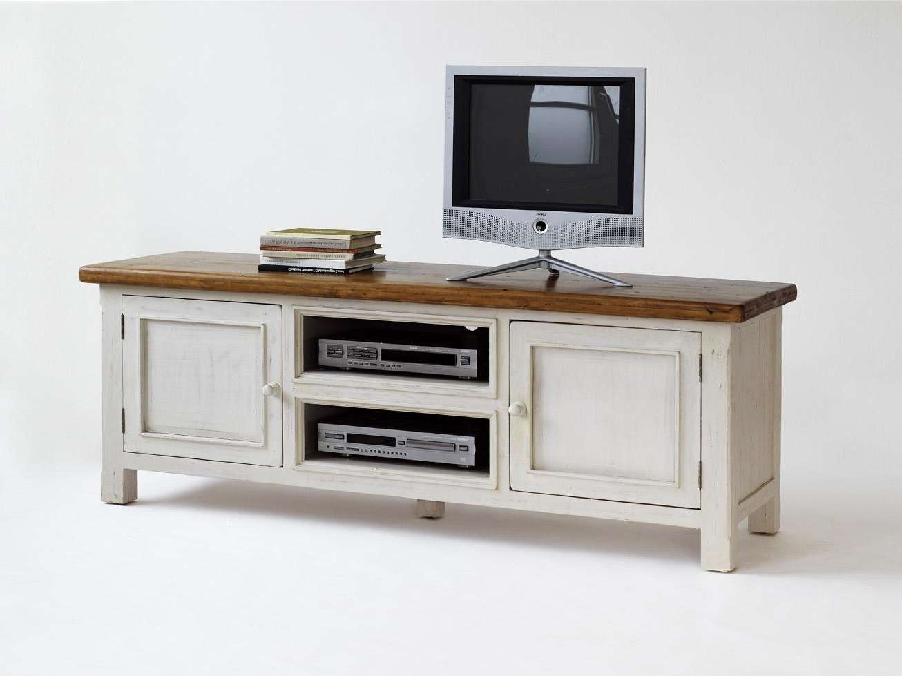 White Tv Stand 20 Photos White Tv Cabinets