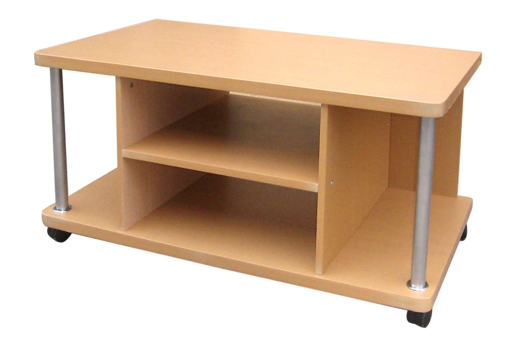 Tv Stand With Wheels 15 Best Collection Of Wooden Tv Stands With Wheels