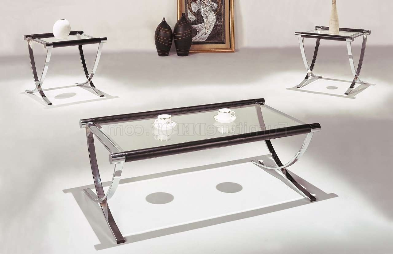 Chrome Coffee Table 20 Best Collection Of Chrome Leg Coffee Tables