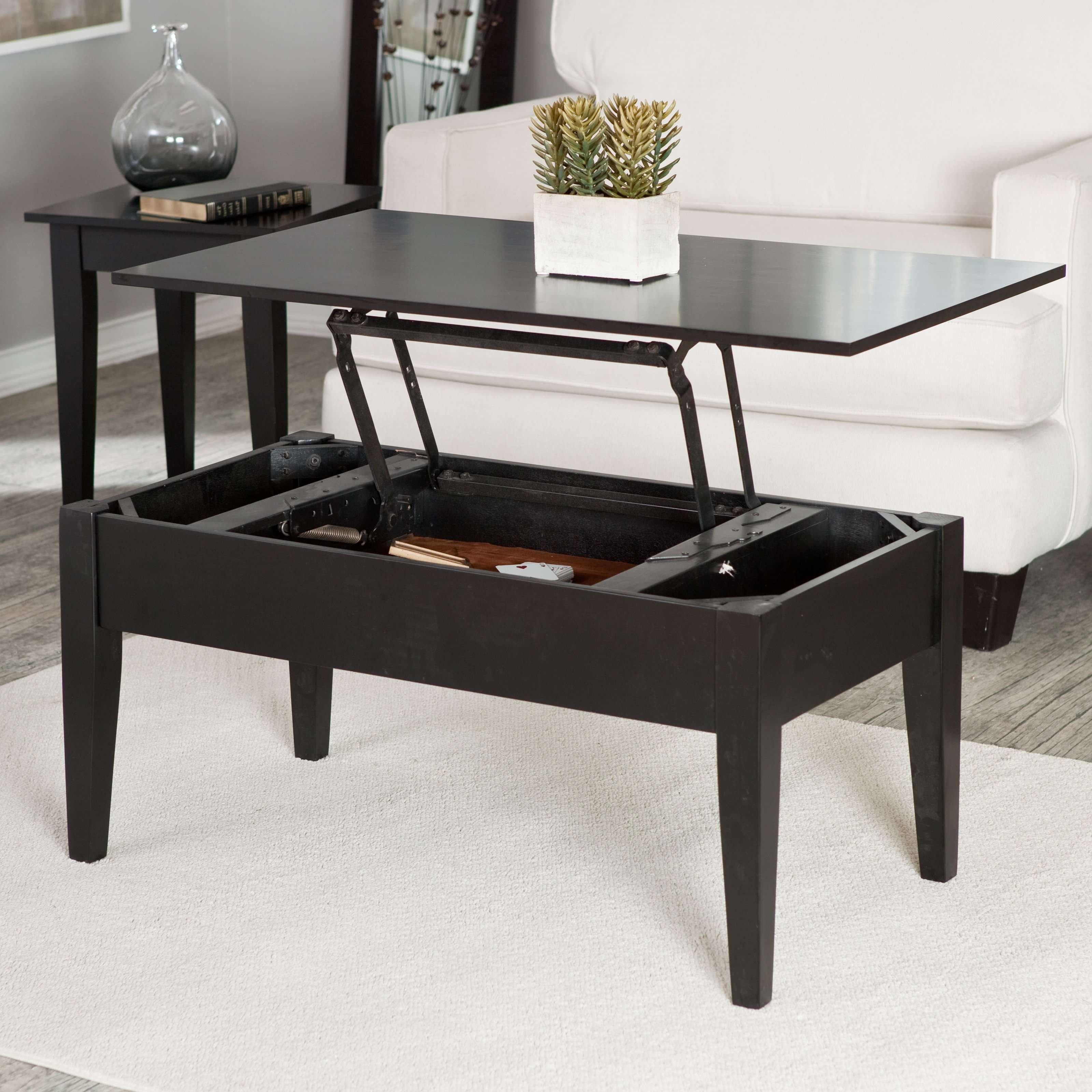 Raise Up Coffee Table Top 20 Of Coffee Tables With Lift Up Top