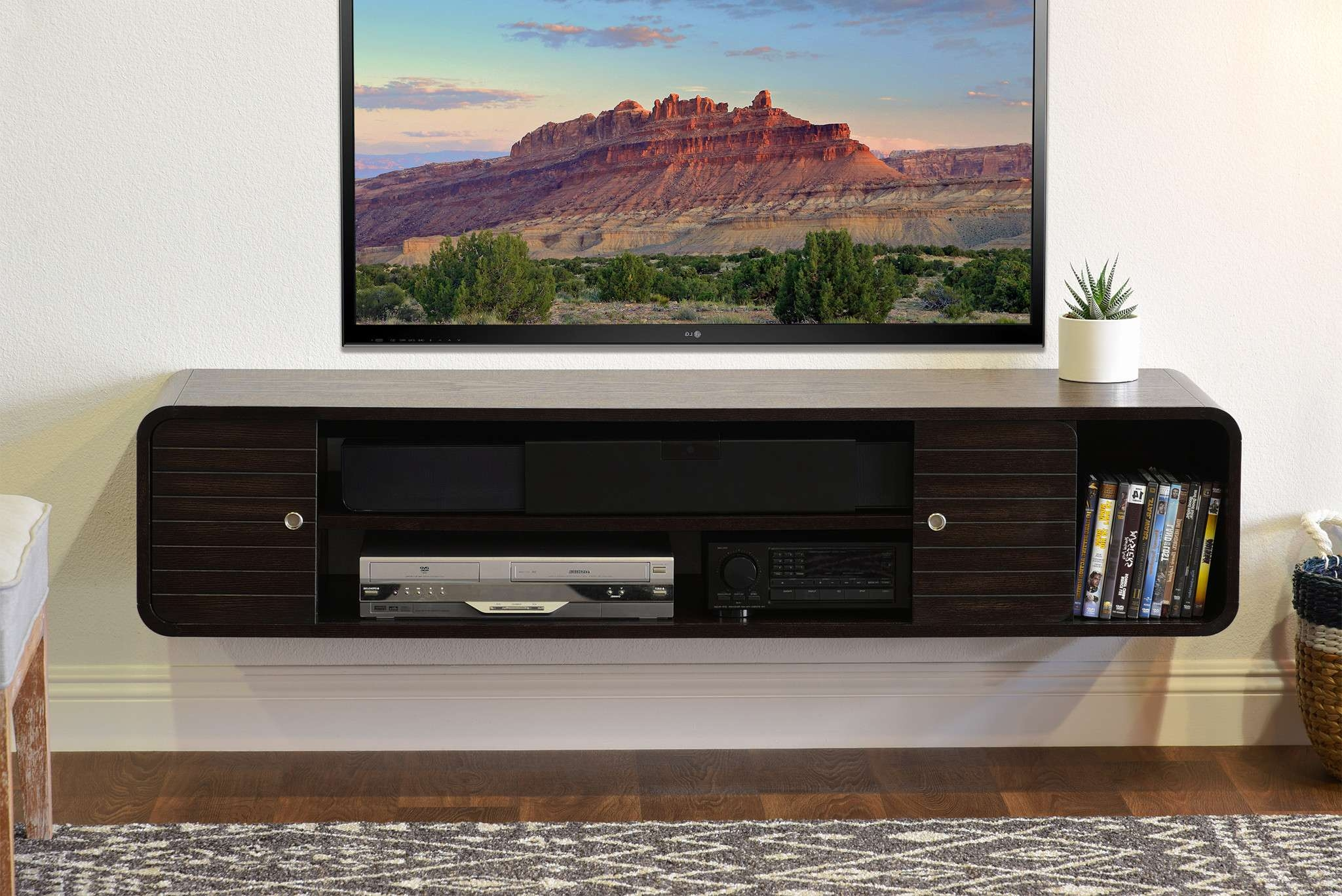 Floating Tv Cabinet 20 Best Ideas Of Floating Tv Cabinets