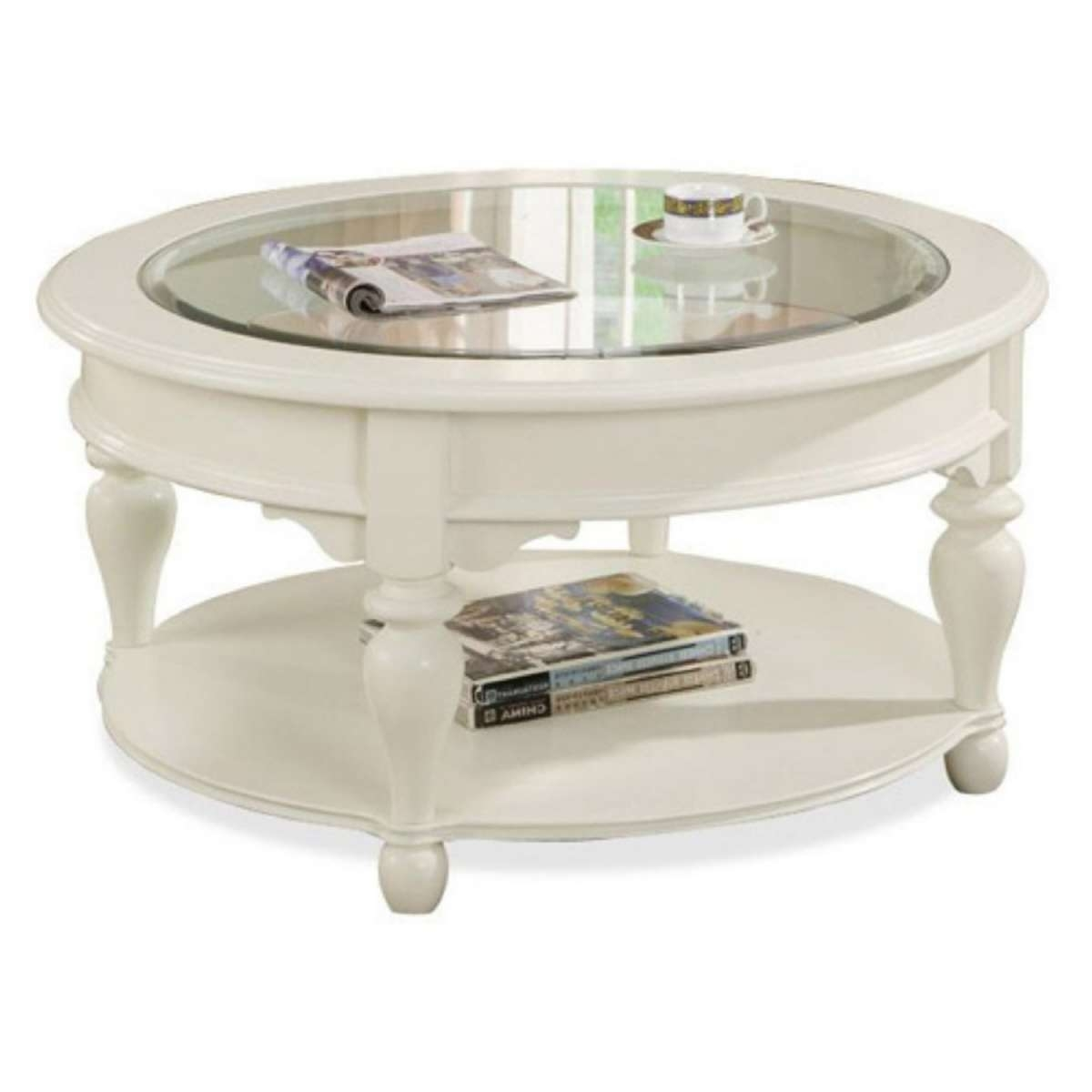 Coffee Table White Wood 20 Photos White Wood And Glass Coffee Tables