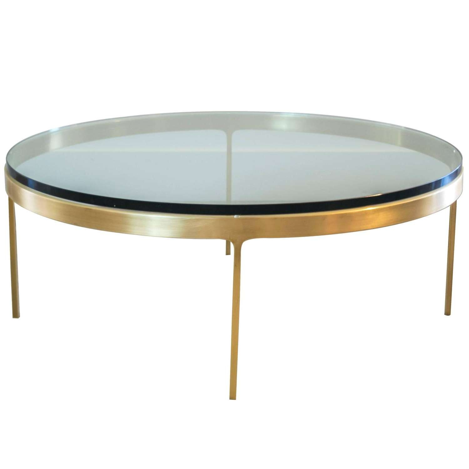 Round Coffee Table With Drawers 20 Best Collection Of Large Round Low Coffee Tables