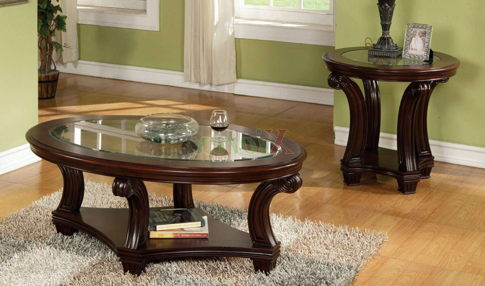 Rustic Wood And Glass Coffee Table 20 Ideas Of Round Wood And Glass Coffee Tables