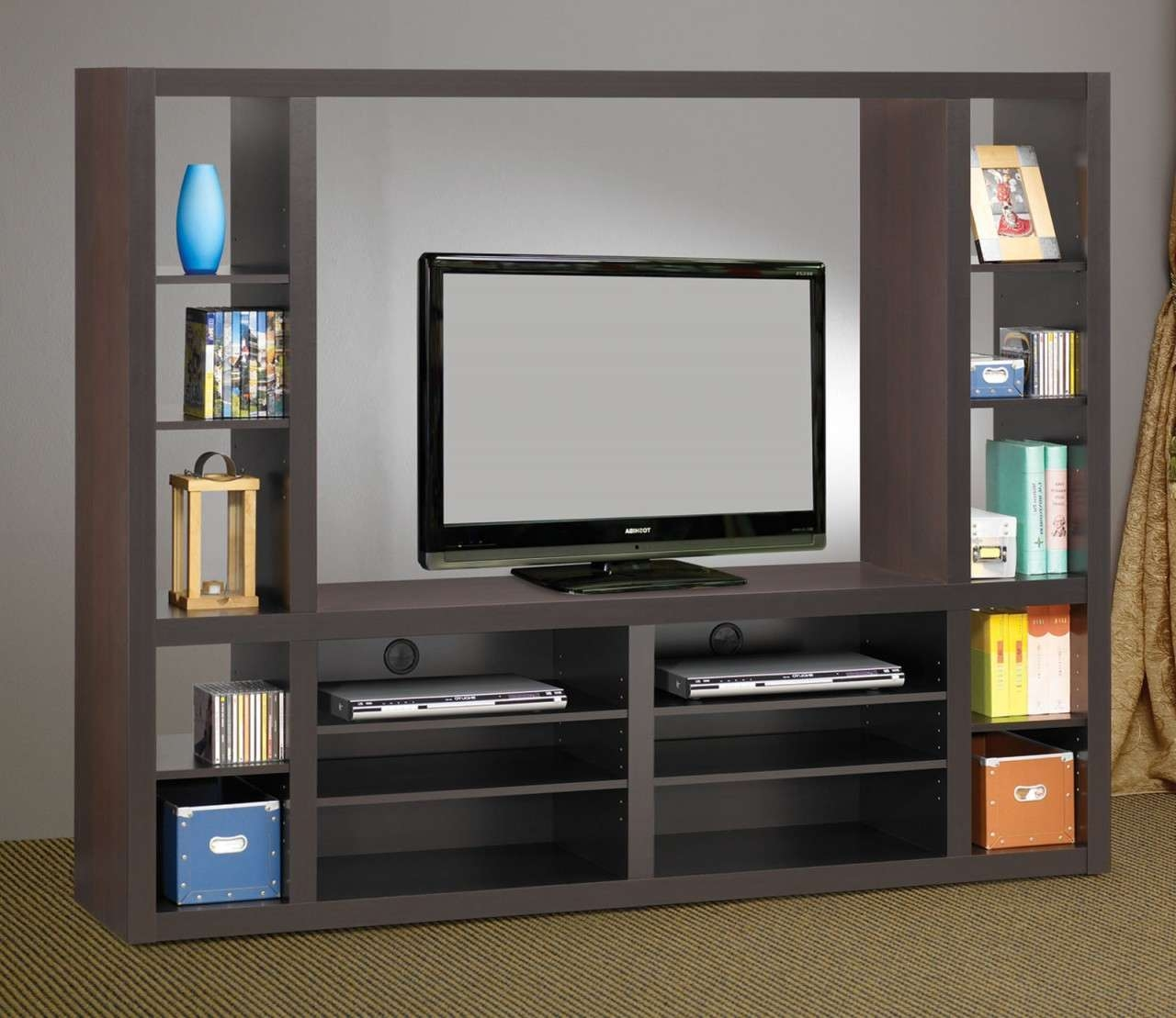 Wall Unit Modern Top 20 Of Modern Tv Cabinets For Flat Screens
