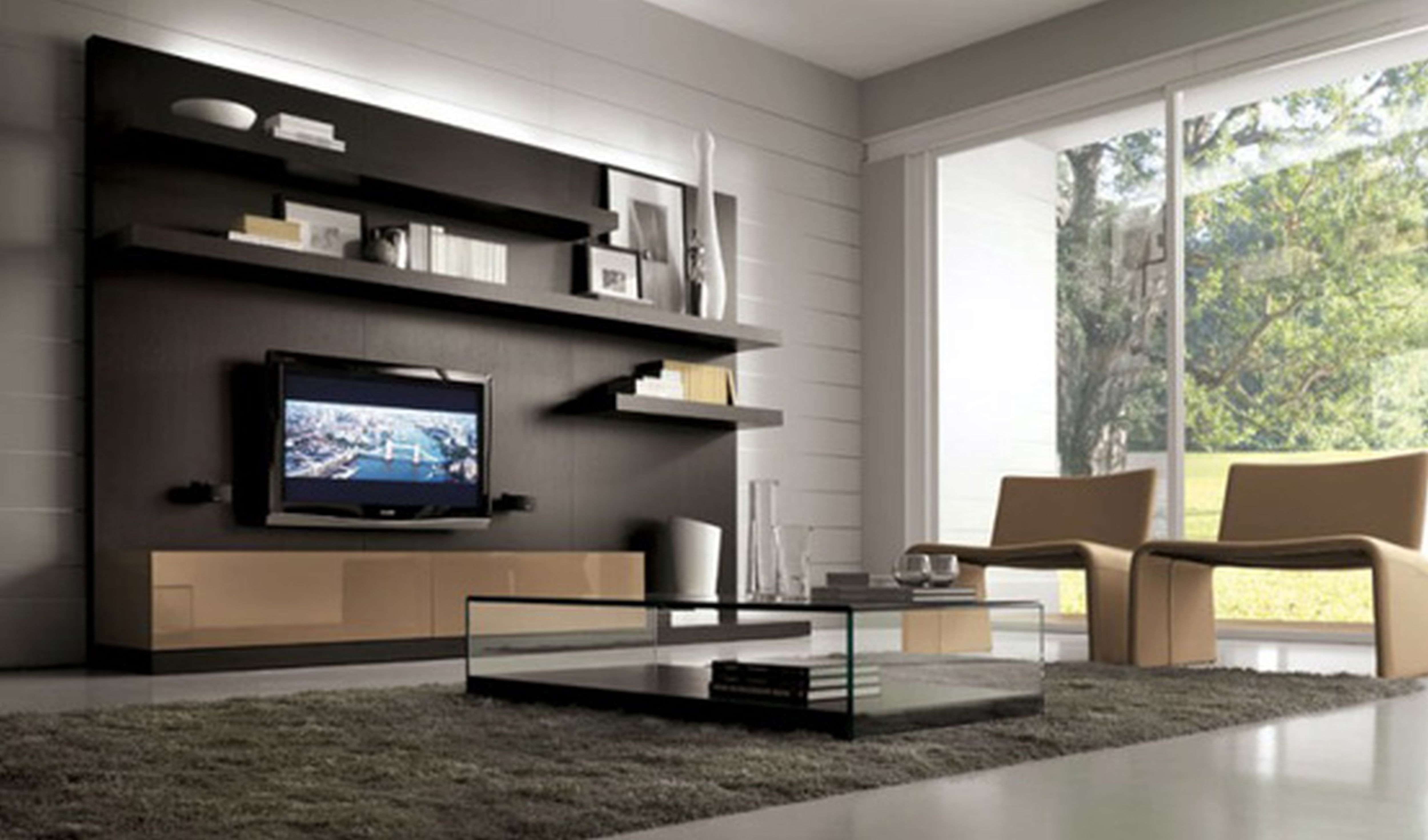 Tv Wall Cabinets For Flat Screens Top 20 Of Modern Tv Cabinets For Flat Screens