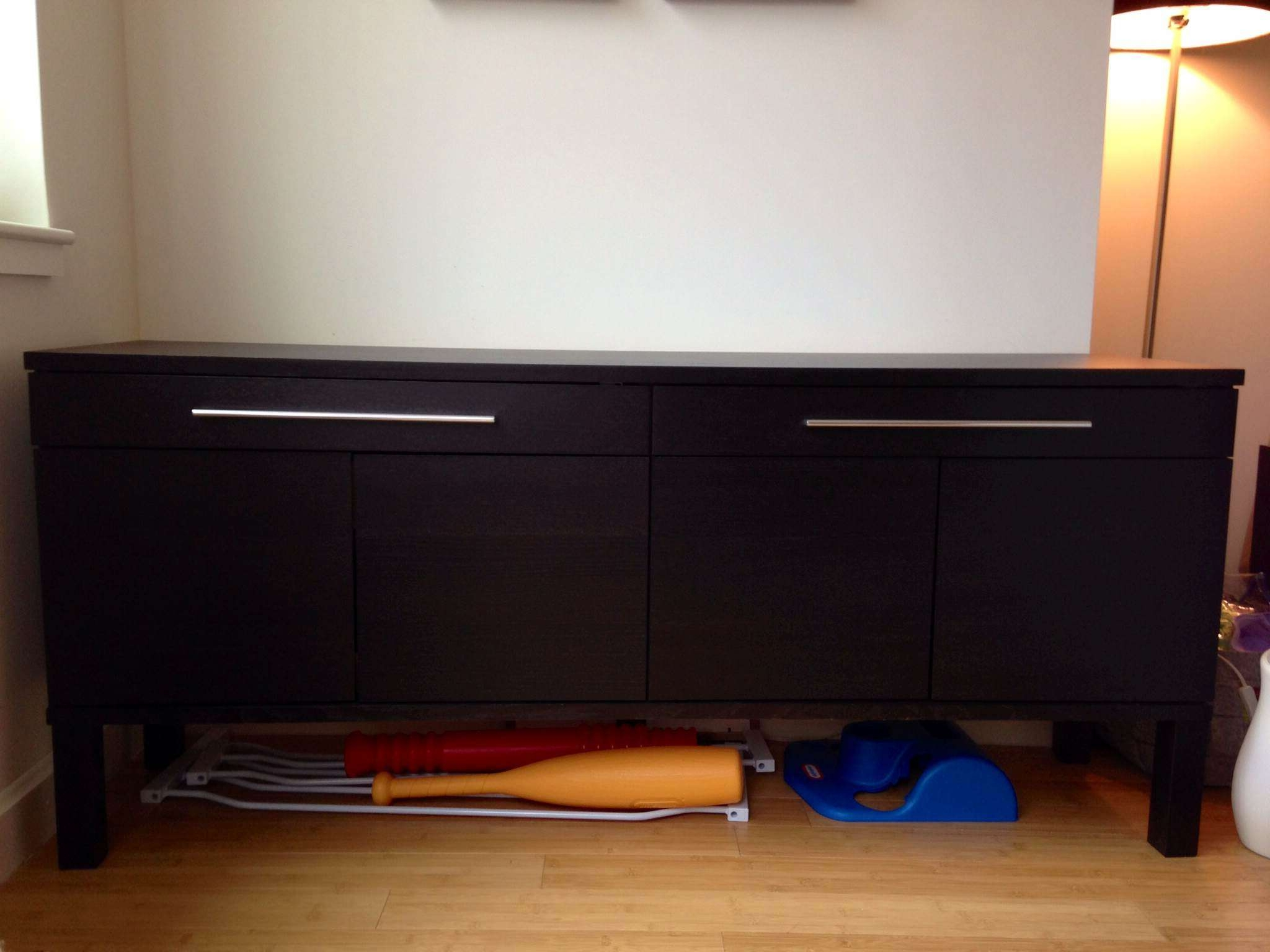 Credenza Ikea Stornas : Ikea buffet bjursta gallery of sideboards view