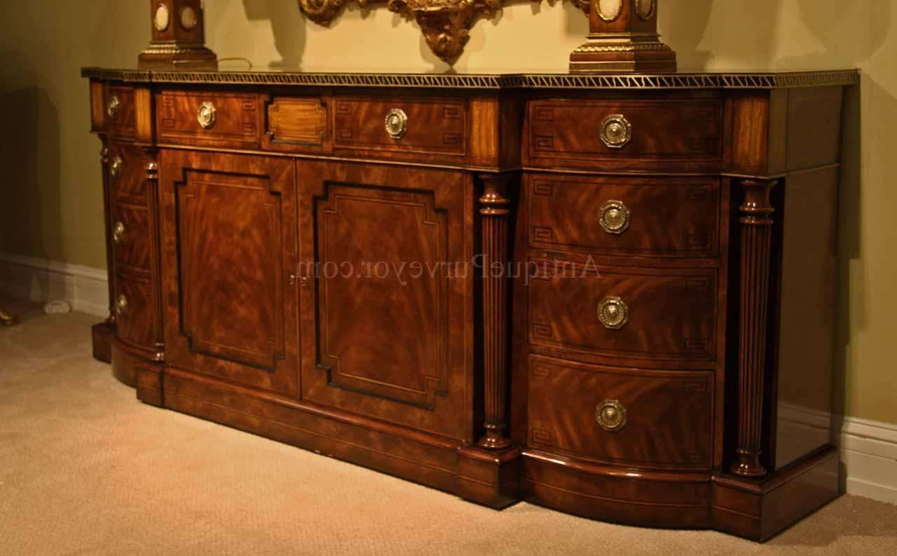 Sideboard Vintage Look 20 Inspirations Of Antique Buffet Sideboards