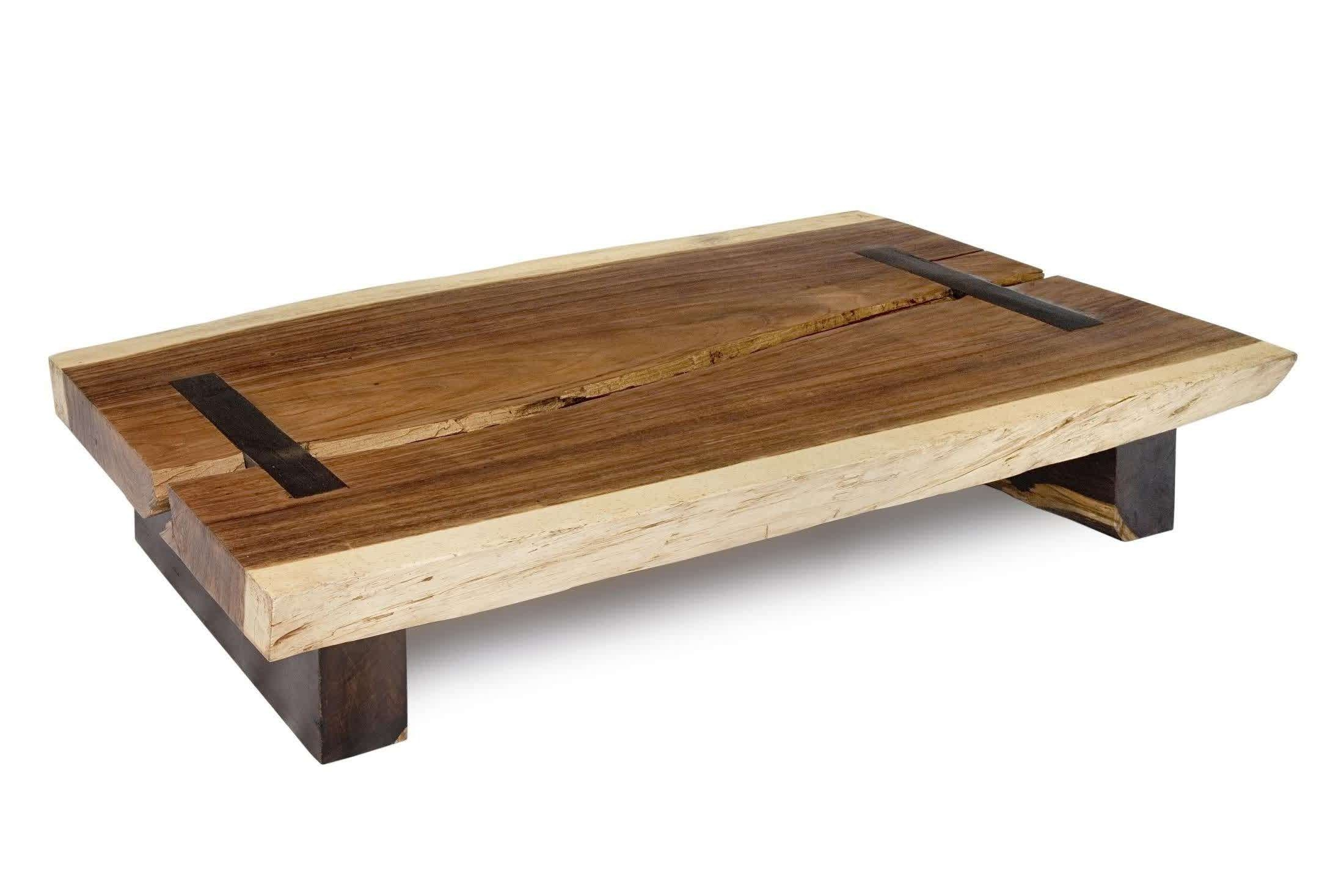 Rustic Beach Coffee Table 20 Best Collection Of Chunky Wood Coffee Tables