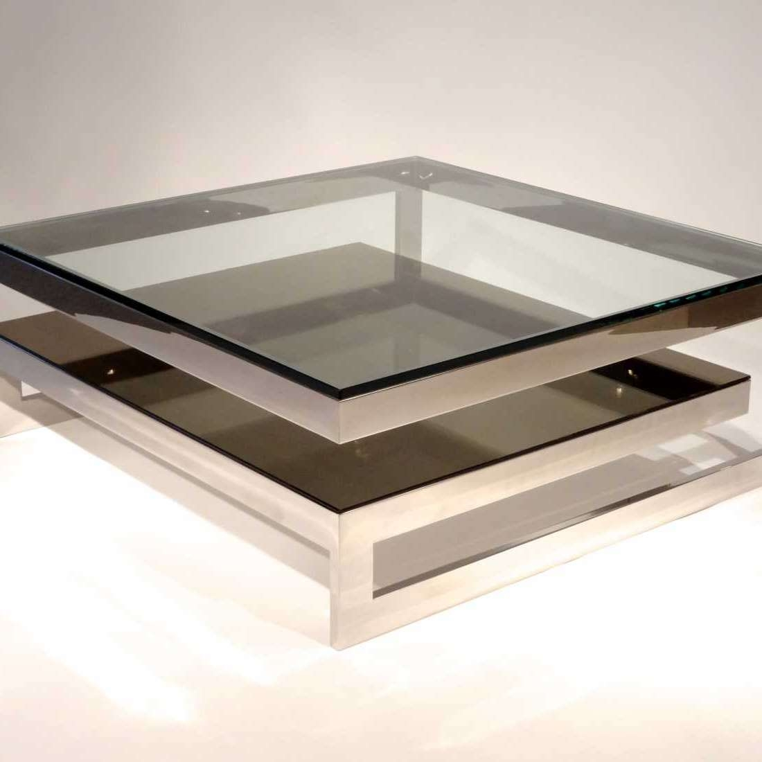 Modern Contemporary Square Coffee Tables Best 20 43 Of Modern Glass Coffee Tables